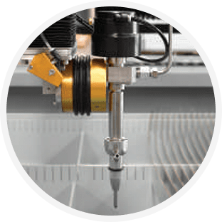 Break Away Head - TECHNI Waterjet