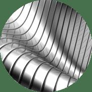Zoomed Metal - TECHNI Waterjet
