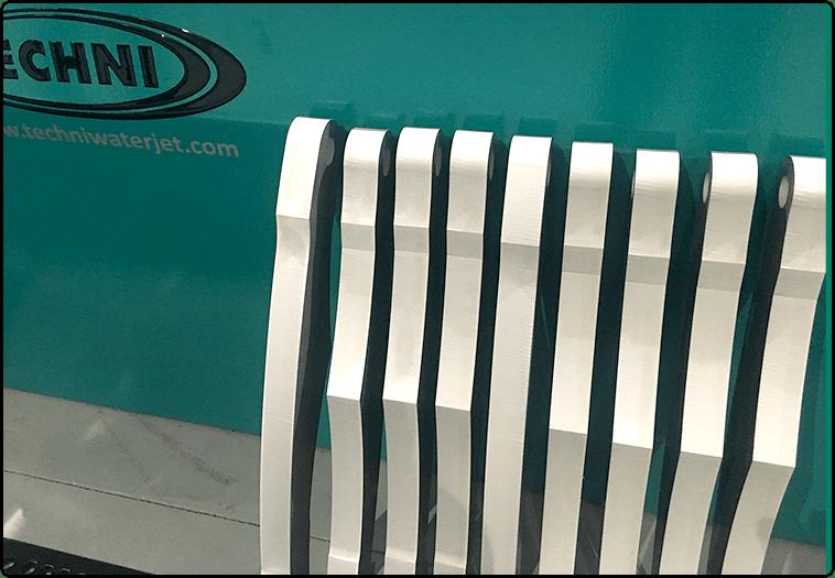 TECHNI Waterjet Side Panel - TECHNI Waterjet