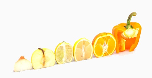 Cutting Fruits in Half - TECHNI Waterjet