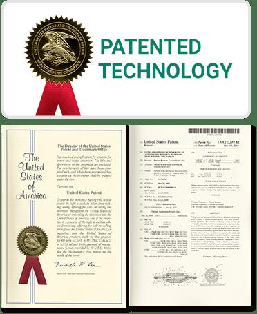 Patented Tech Certs - TECHNI Waterjet