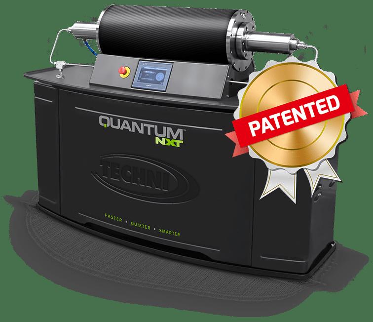 Patented Pump Showcase - TECHNI Waterjet
