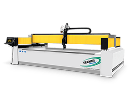 Water Cutting Machine Width - TECHNI Waterjet