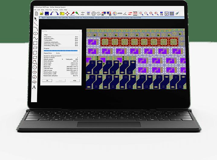 Techni Software - TECHNI Waterjet
