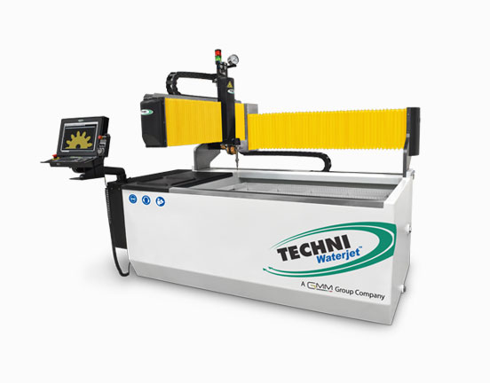 i35 Cutter - TECHNI Waterjet