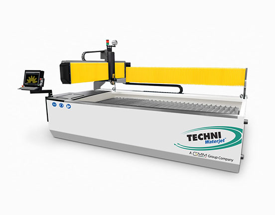 i510 Cutter - TECHNI Waterjet