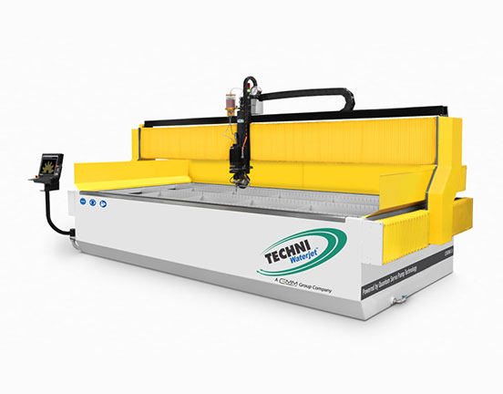 i613 Mini - TECHNI Waterjet