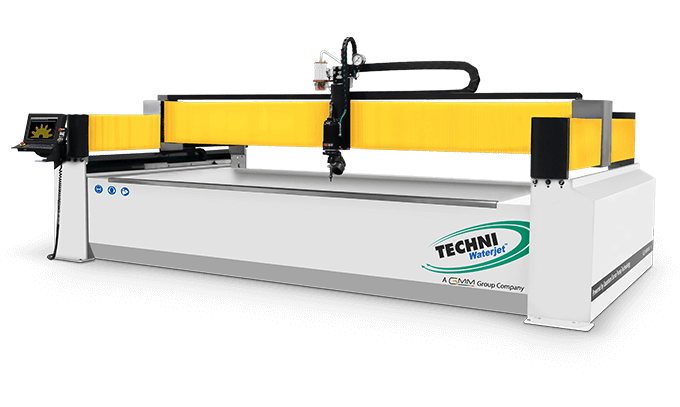 i713 Machine - TECHNI Waterjet