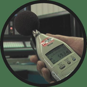 Noise Detector - TECHNI Waterjet