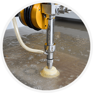 Water Raise & Lower - TECHNI Waterjet